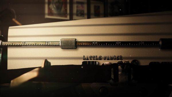 Vintage Typewriter Animation