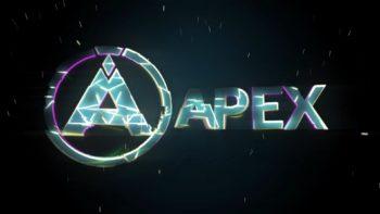 Cyberpunk Neon Glitch Logo Intro