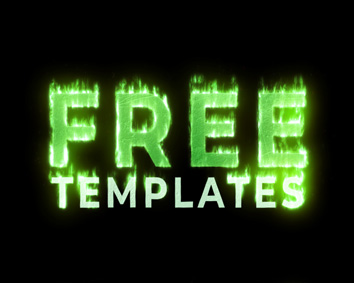 Free Templates After Effects