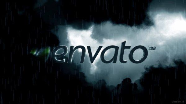 Dark Clouds Intro Template