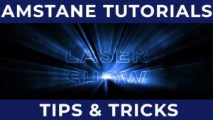 Laser Show Design Tutorial