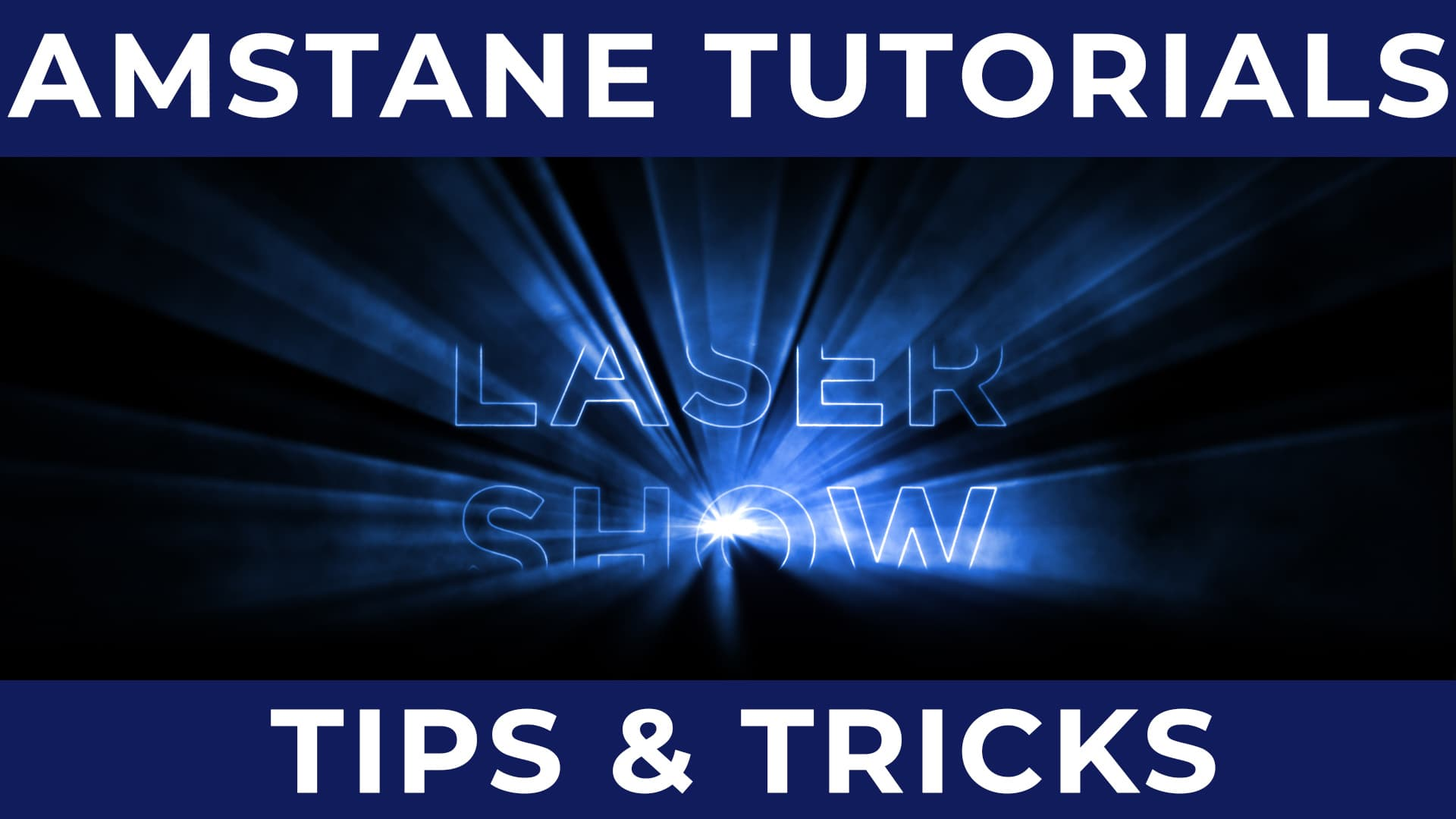 Laser Show Design Tutorial