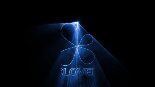 Laser Logo Animation